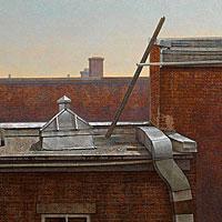 Bleury Street Rooftops
