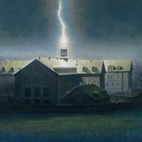 L'Hotel Dieu Lightning Strike